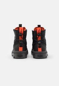 Palladium - PAMPA TRAVEL LITE UNISEX - Lace-up ankle boots - black - 2