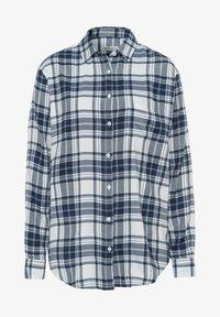 Cross Jeans - Button-down blouse - navy - 5