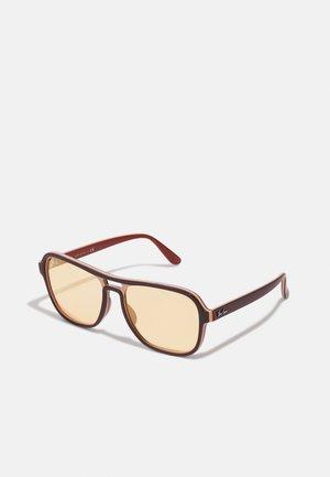 UNISEX - Sunglasses - dark brown/light brown