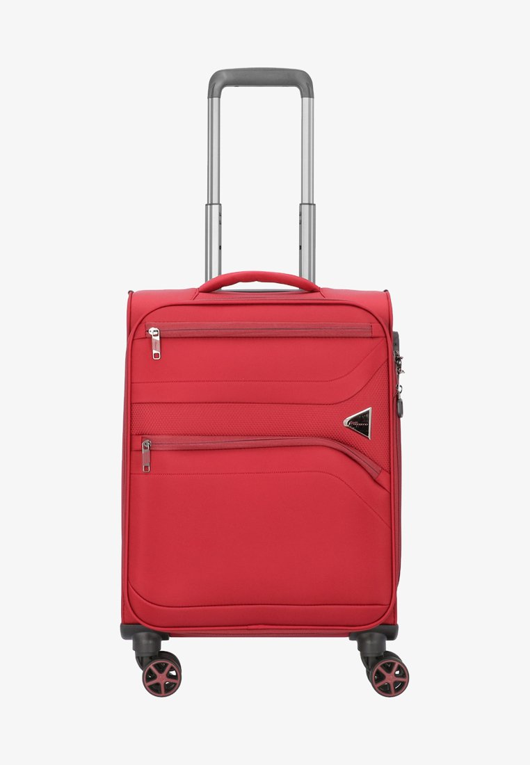 Cocoono - DEVOTION - Wheeled suitcase - red