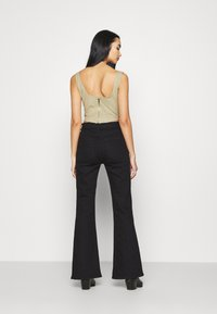 Missguided - RING SEAMED CORSET - Top - beige - 2