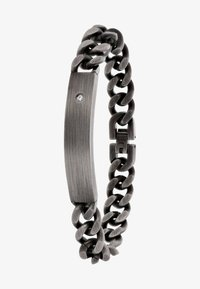 Lucardi - Bracelet - donkergrijs - 0