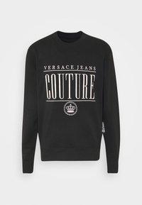 Versace Jeans Couture - MAN LIGHT - Sweatshirt - nero - 4