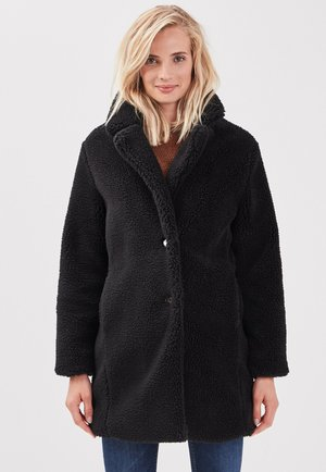 Winter coat - noir