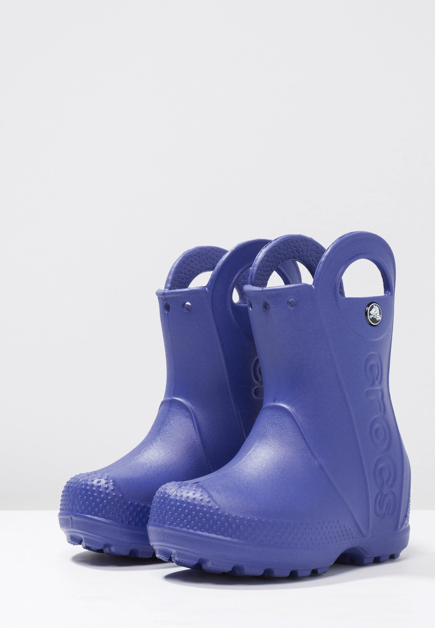 HANDLE IT RAIN BOOT KIDS Gummistövlar cerulean blue