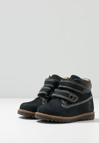 Primigi - COLD LINING - Baby shoes - blue scuro - 3