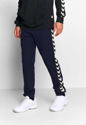 MOVE CLASSIC PANTS - Tracksuit bottoms - marine