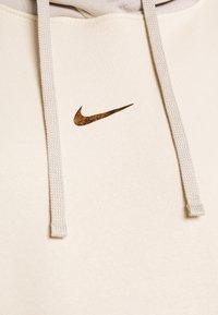 Nike Sportswear - HOODIE - Sweatshirt - pearl white - 5
