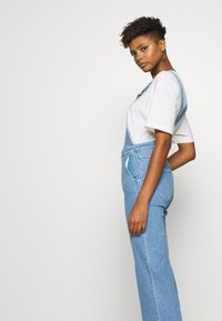 Rolla's - EASTCOAST OVERALL - Dungarees - lilah blue organic - 3