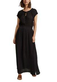 Esprit - Maxi dress - black - 0
