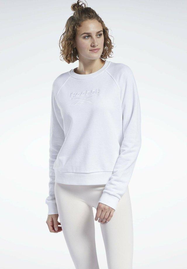CLASSICS BIG VECTOR - Bluza - white