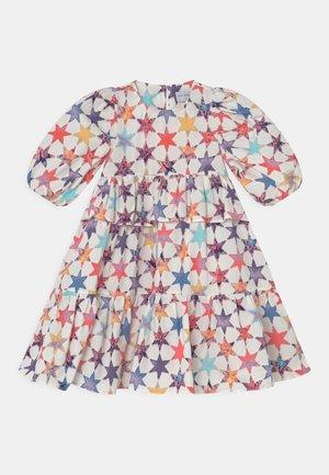 STAR FRILL DRESS - Day dress - multi-coloured