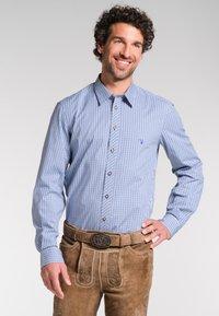 Spieth & Wensky - Shirt - blue - 0