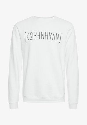 COPENHAGEN CREW - Sweatshirts - white
