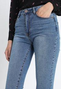 Lost Ink - Jeans Skinny - mid denim - 3