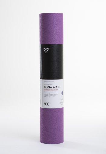 MY EVERYDAY ECO - Fitness/yoga - purple