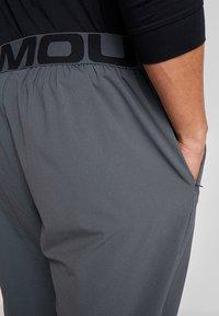 Under Armour - VANISH  - Teplákové kalhoty - pitch gray - 3