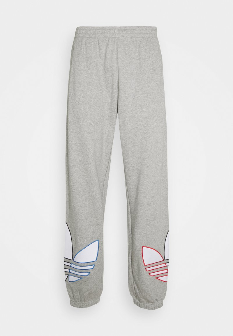 adidas Originals - UNISEX - Tracksuit bottoms - grey