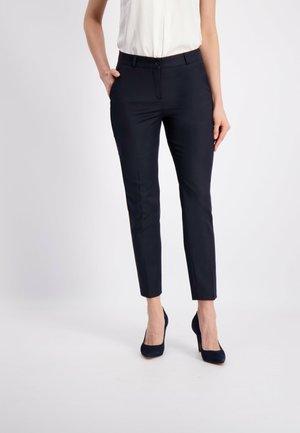 HOSE - Trousers - dunkelblau