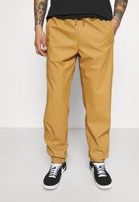 Rains - UNISEX - Pantalon classique - khaki - 0