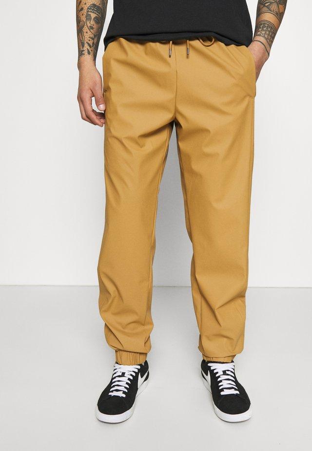 UNISEX - Kalhoty - khaki