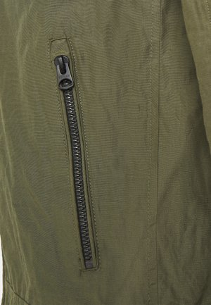 JACKET - Tunn jacka - dark military