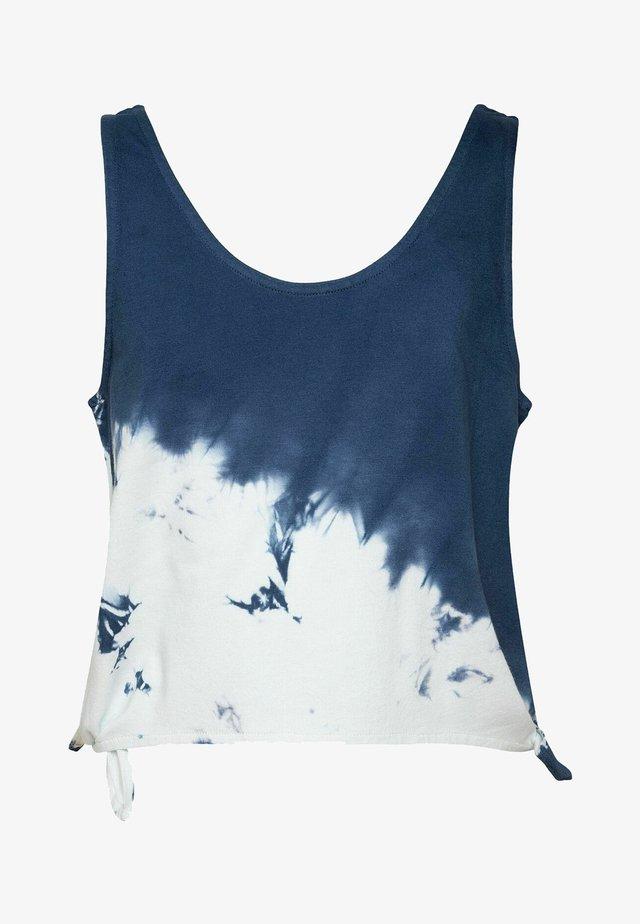DORISS - Top - azul