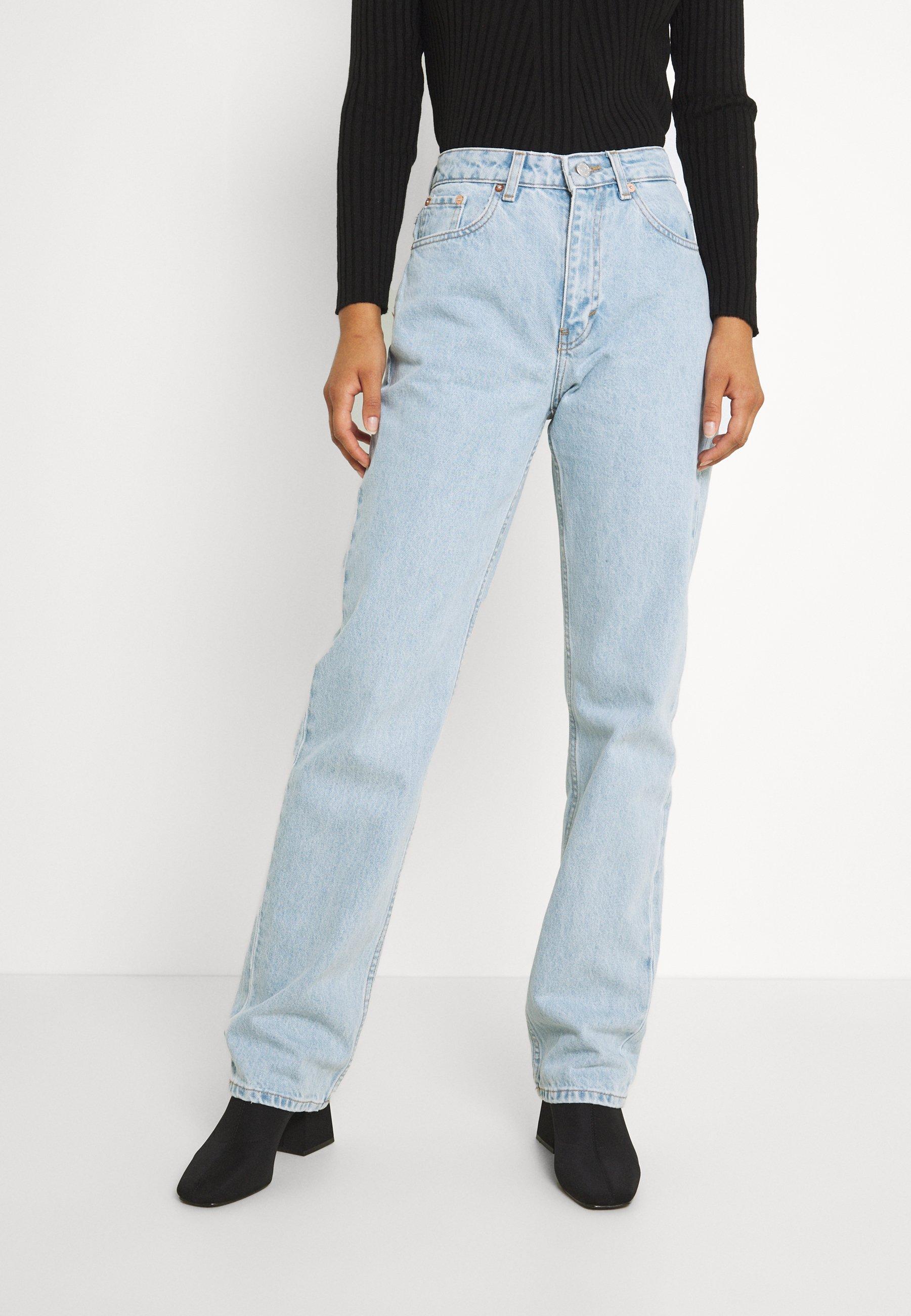 Women VOYAGE - Straight leg jeans