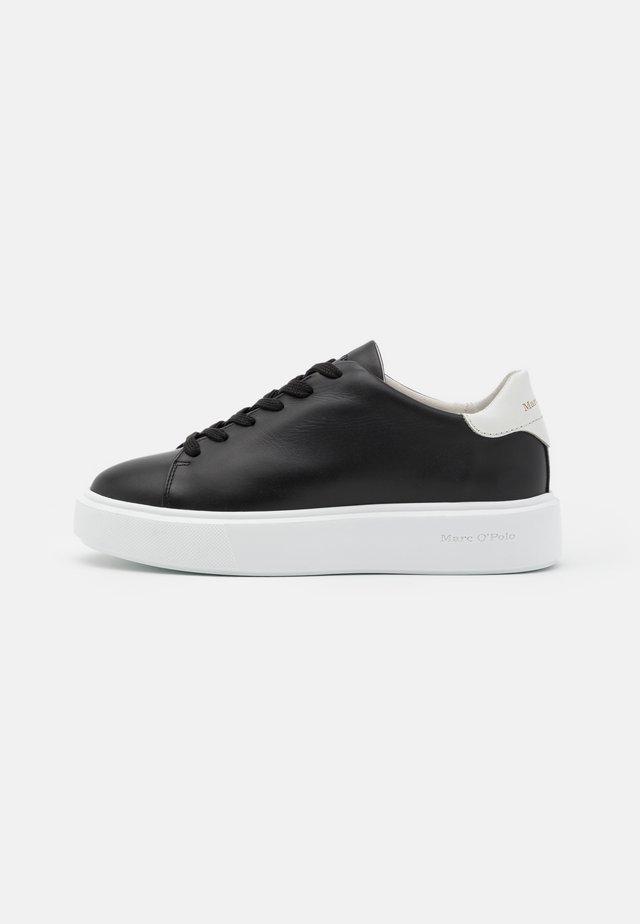CORA - Sneakers laag - black