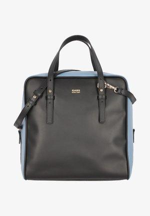 JENNIFER - Handbag - black/blue