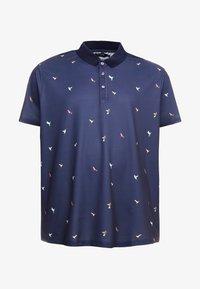Burton Menswear London - BIRD - Poloshirt - navy - 4