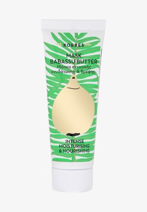 BABASSU BUTTER INTENSIVE MOISTURIZING AND NOURISHING MASK - Face mask - -