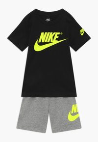 Nike Sportswear - SET - Trainingsbroek - grey heather/black - 0