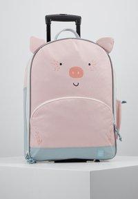 Lässig - ABOUT FRIENDS BO PIG - Wheeled suitcase - pink - 0