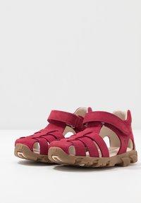 Elefanten - FIDO - Babyschoenen - burgundy red - 3