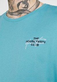 YOURTURN - UNISEX - Långärmad tröja - blue - 4