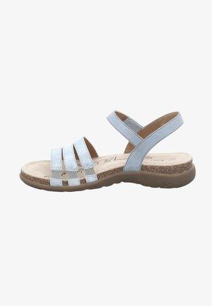 Sandals - hellblau