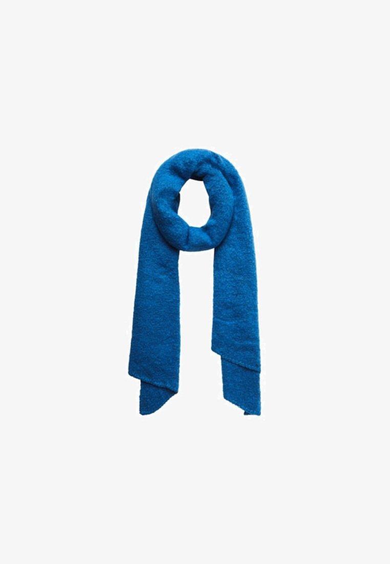 Pieces - Écharpe - blue