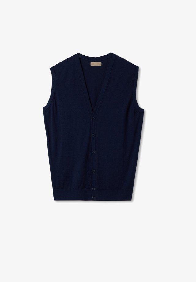 Waistcoat - bluette