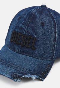Diesel - D-BETY UNISEX - Cap - denim - 4
