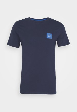 JCOJAY TEE CREW  NECK - T-Shirt basic - navy blazer