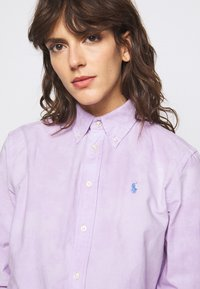Polo Ralph Lauren - RELAXED LONG SLEEVE - Camisa - english lavender - 4