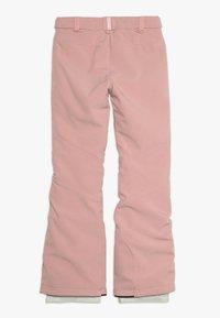 O'Neill - CHARM SLIM PANTS - Snow pants - bridal rose - 1