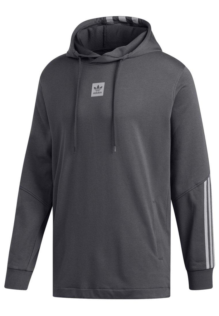 adidas Originals Cornered Hoodie Kapuzenpullover grey
