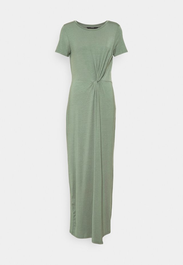VMAVA LULU ANCLE DRESS TALL - Maxi dress - laurel wreath