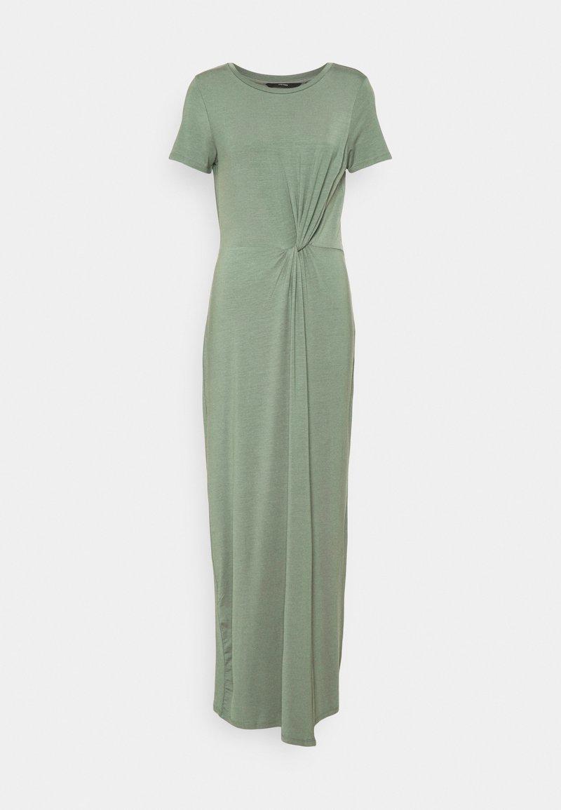 Vero Moda Tall - VMAVA LULU ANCLE DRESS TALL - Maxi dress - laurel wreath