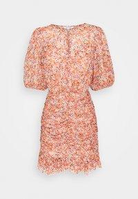 Forever New - KYLIE RUCHED MINI DRESS - Kjole - orange - 3