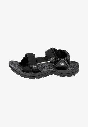 SAMOA  - Walking sandals - black