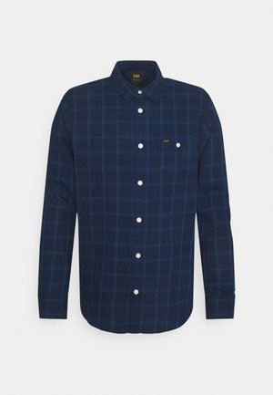 LEESURE SHIRT - Skjorta - indigo