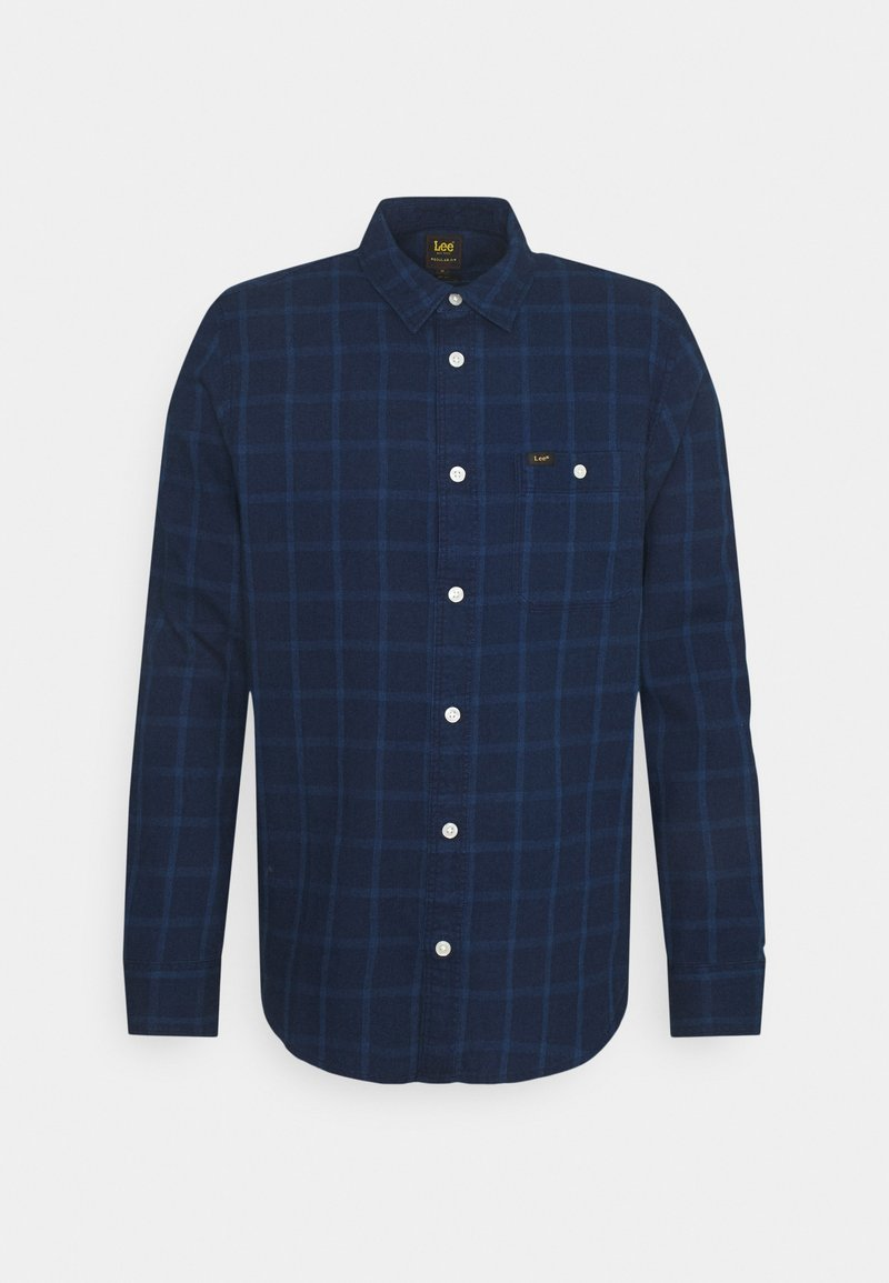 Lee - LEESURE SHIRT - Skjorta - indigo
